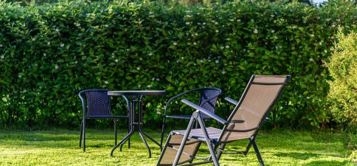 Location de jardin ou de salon pour une réception