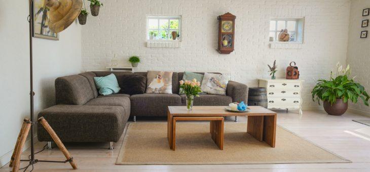 Hausser le ton dans son salon avec une superbe décoration