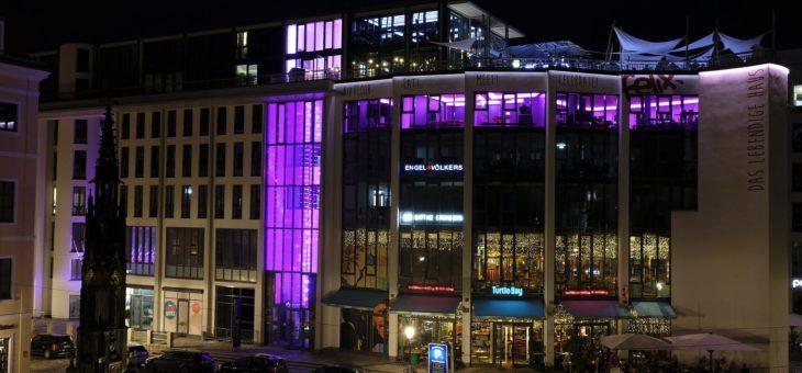 L'éclairage, un détail qui contribue fortement à la mise en scène d'un point de vente